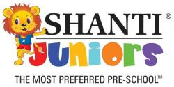 Shanti Juniors Preschool franchise logo