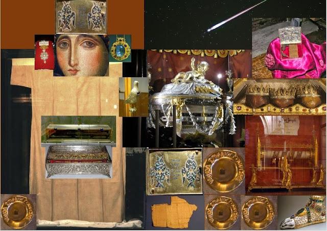 Η γέννηση του Χριστού μέσα από διασωθέντα λείψανα και κειμήλια http://leipsanothiki.blogspot.be/
