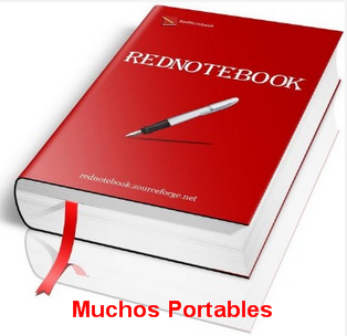 RedNotebook Portable