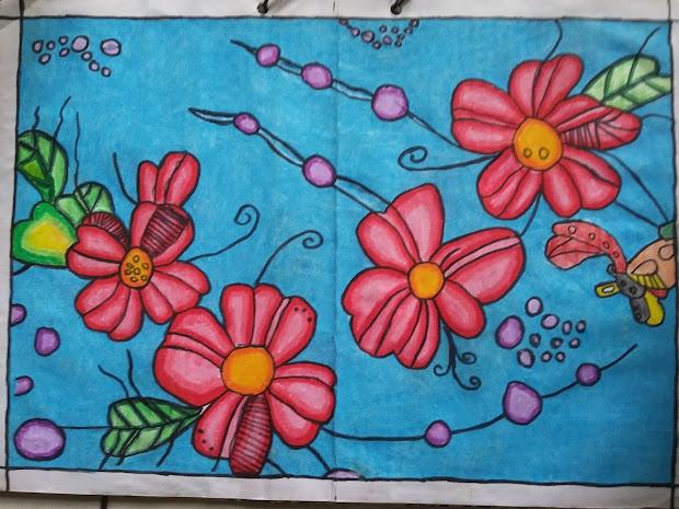 94 Gambar Ragam Hias Flora Fauna Geometris Paling Hist Gambar Pixabay