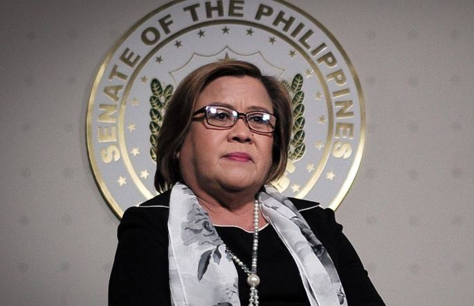 Senator Leila de Lima detained