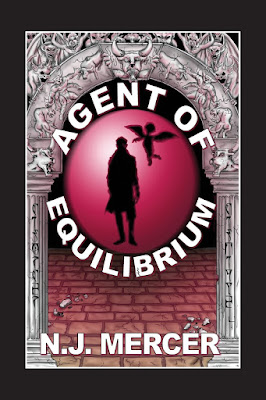 Agent of Equilibrium by N.J. Mercer book cover