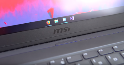 MSI PS63 Modern - 15.6-inch Laptop