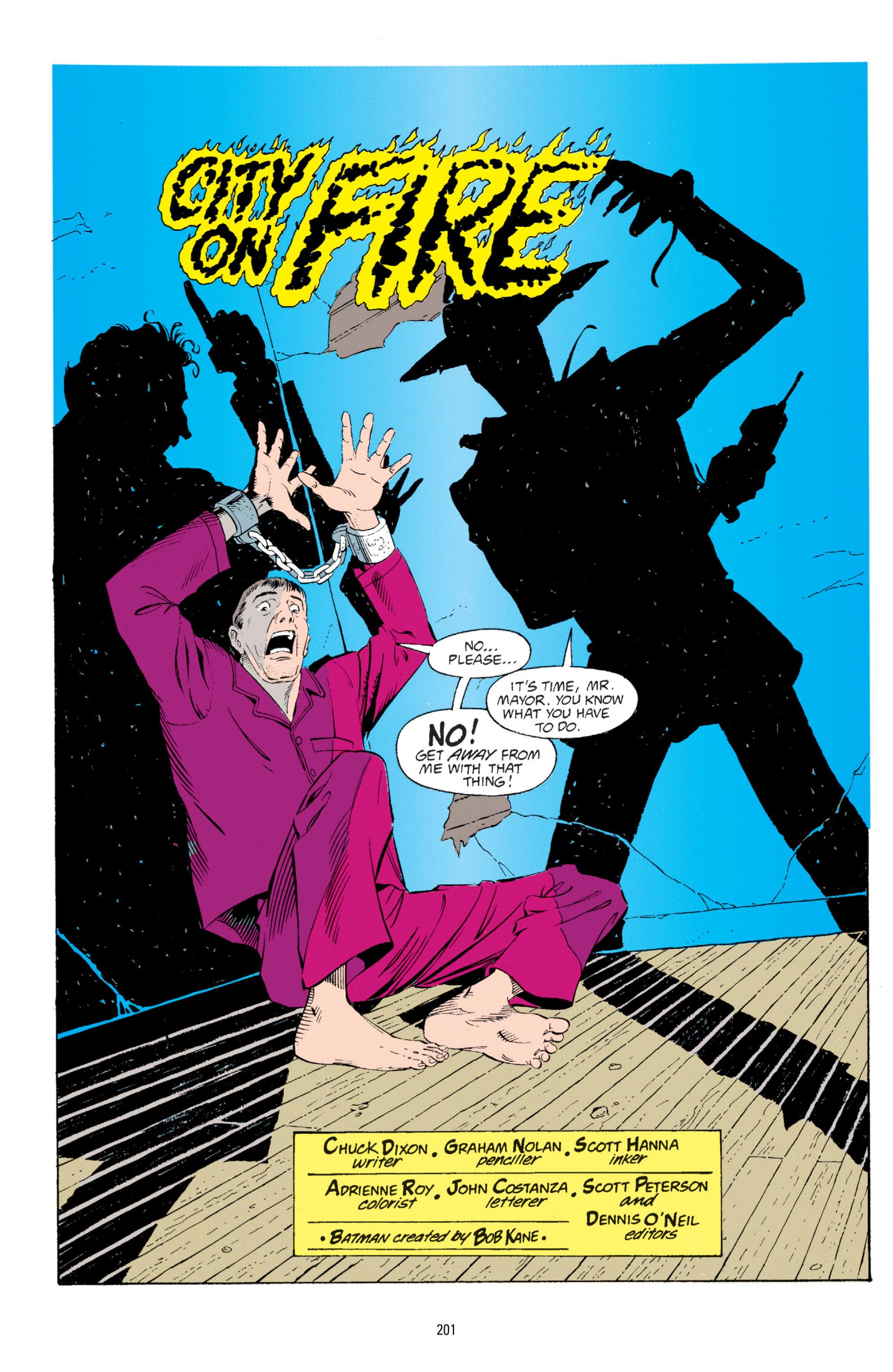Detective Comics (1937) 661 Page 1