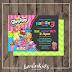 Shopkins Season 5 Clipart and Birthday Invitation - New!