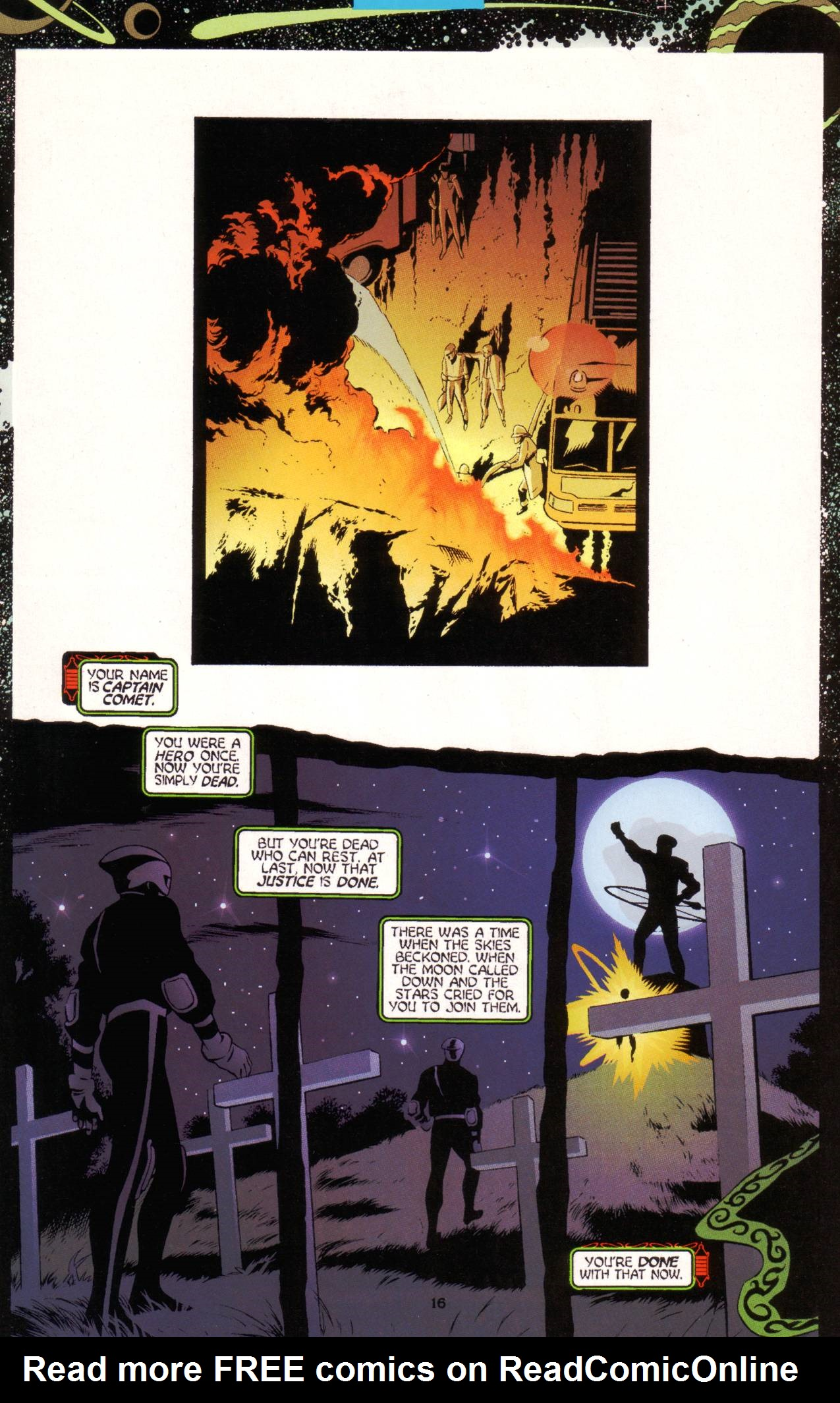 Read online Tangent Comics/ Green Lantern comic -  Issue # Full - 17
