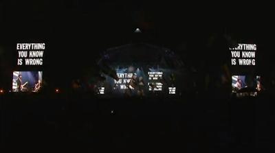 U2 glastonbury 2011