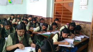 Aptitude Test for Class 10th students by Career Nurturer