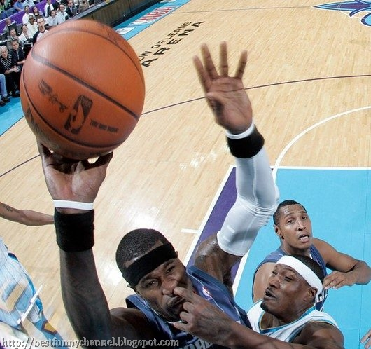 NBA Funny Moment.