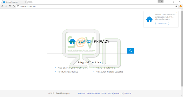 Thesearchprivacy.co (Hijacker)