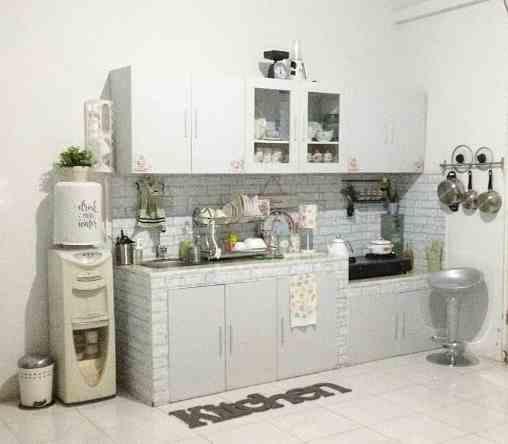 Dapur Rumah Type 36 Gaya Minimalis Modern