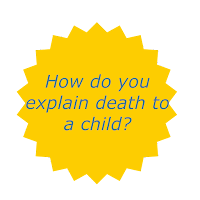 talking to children about dying