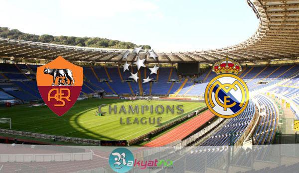 Prediksi Roma VS Madrid 18 Februari 2016
