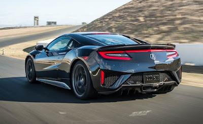 Acura NSX Hybrid 2017 Review, Specs, Price