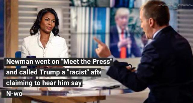 Sarah Sanders: Media won't let Americans ignore 'self-serving' Omarosa