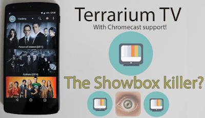 Terrarium TV Premium Apk Terbaru