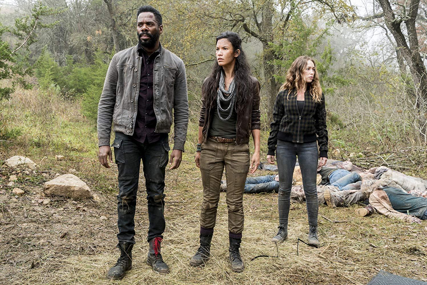 Fear the Walking Dead - Season 5