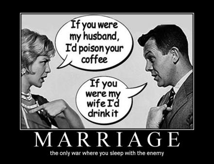 Funny marriage joke quotes