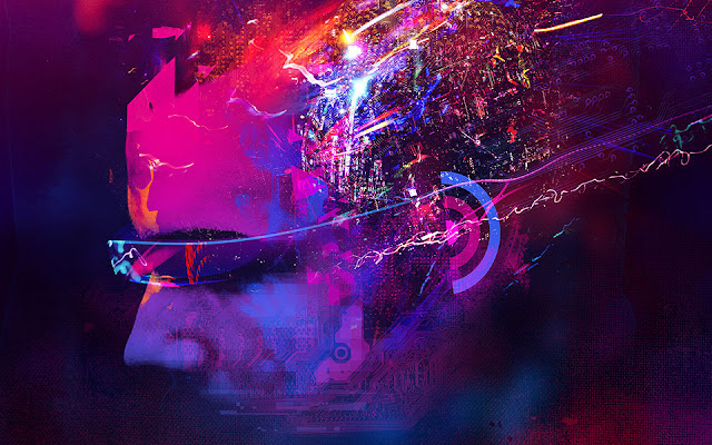 Neuromancer by Andy Potts