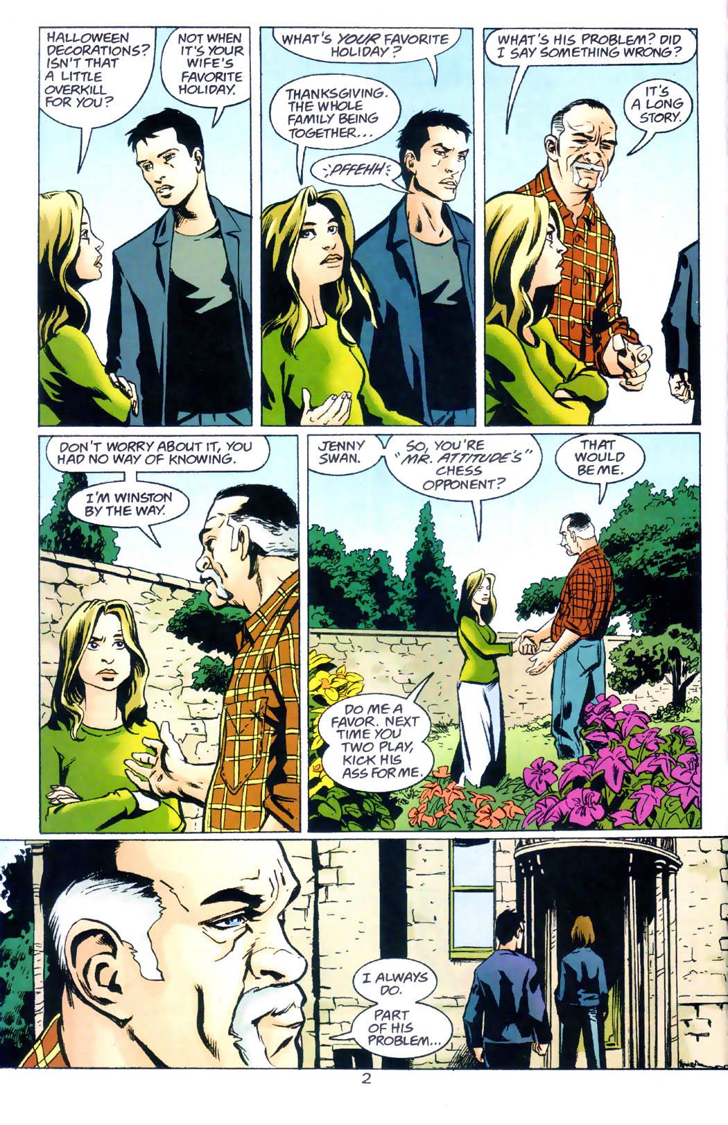 Read online Midnight, Mass comic -  Issue #7 - 3