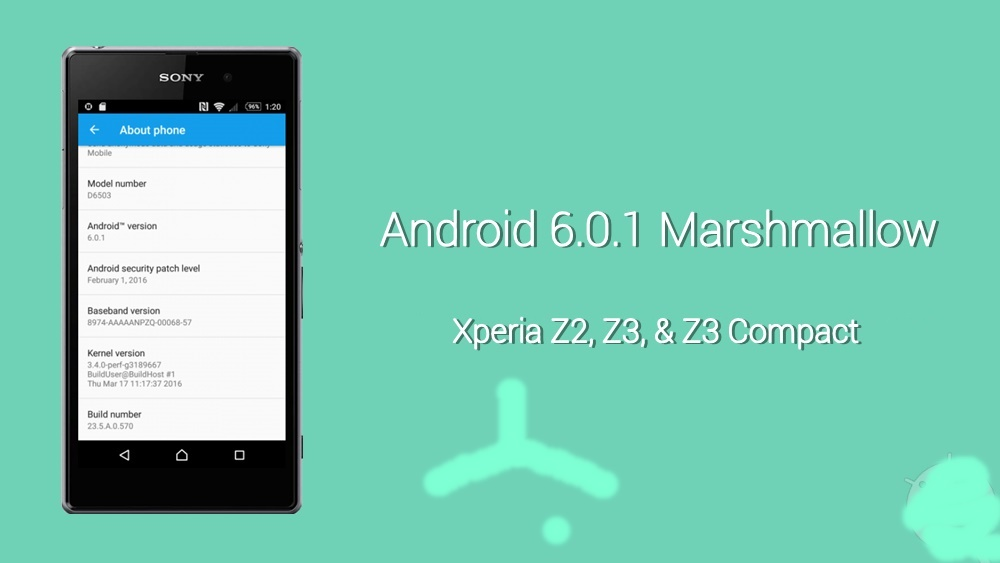Manually Install Official Marshmallow Firmware on Xperia ...