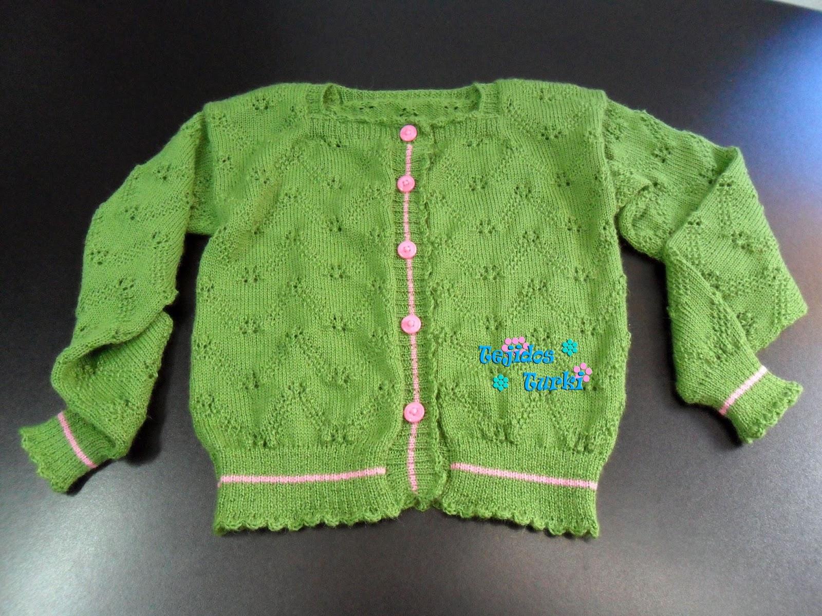 Dorable Encapuchada Del Bebé Patrón De Suéter De Tejido De Punto ...