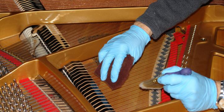 Một số kiến thức cần thiết để bảo quản đàn piano tốt nhất