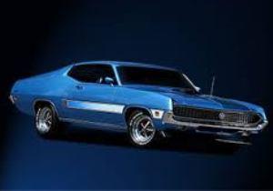 gambar muscle car klasik