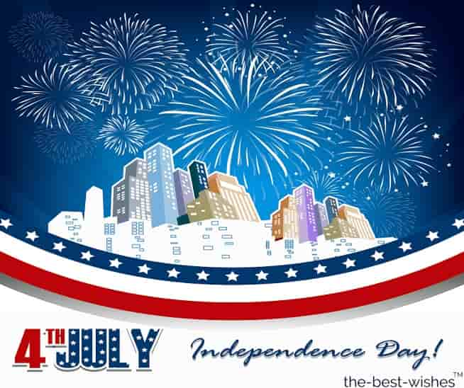 happy 4th of july hd images with fireworks