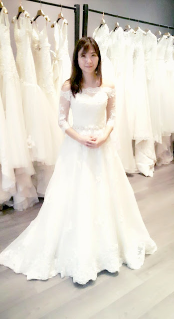 Wedding Gown Selection @ RnI Wedding 21052016 - hiphippopo.com