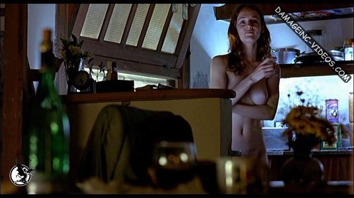 Celina Zambon busty actress topless scene Damageinc Videos HD