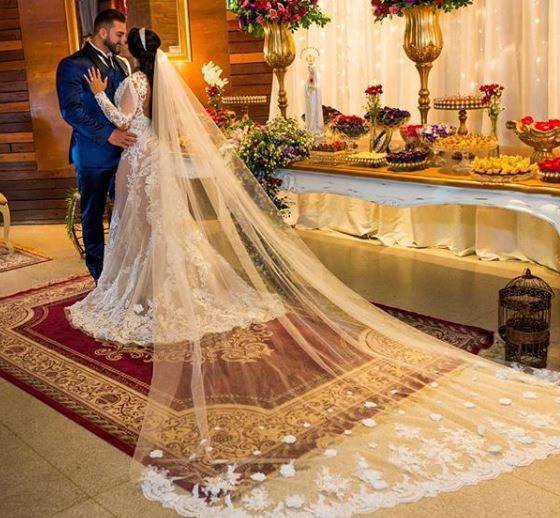 Priscila Pires casamento