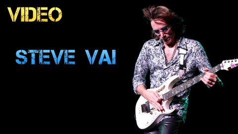 Vídeo Biografía Steve Vai