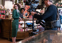 The Marvelous Mrs. Maisel Rachel Brosnahan Set Photo 1 (26)