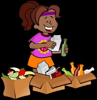 Desenhos sobre reciclagem para colorir
