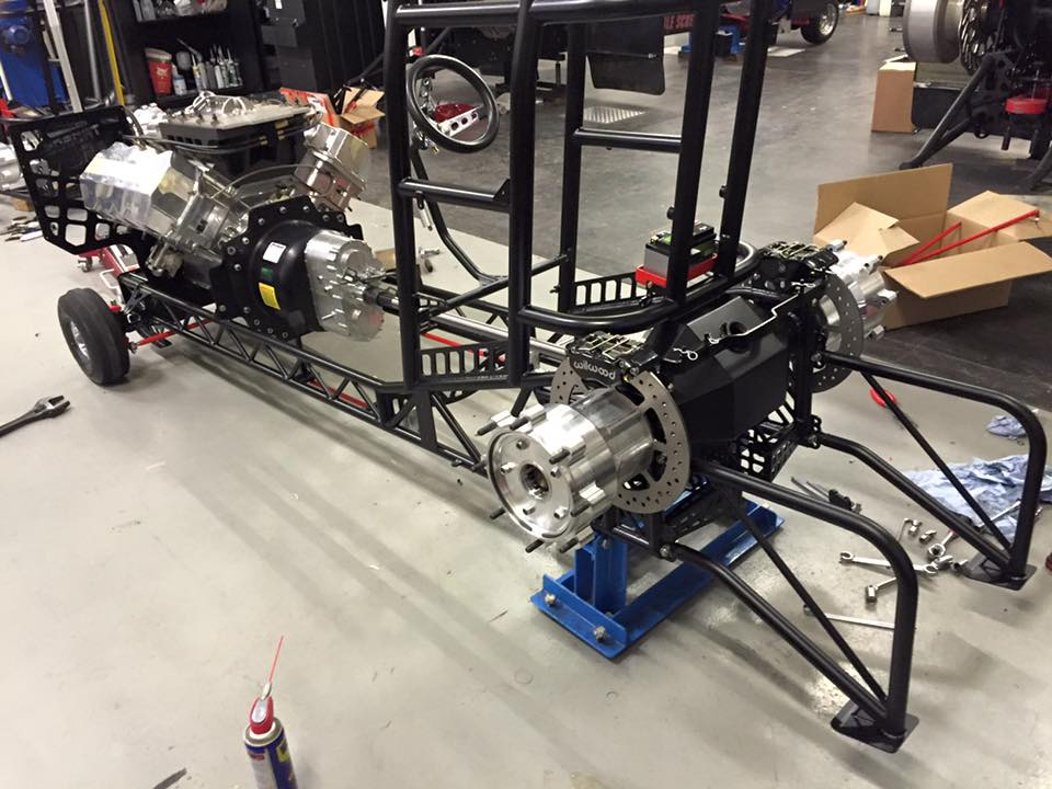 Tractor Pulling Parts : Tractor pulling news pullingworld the new bobcat jr