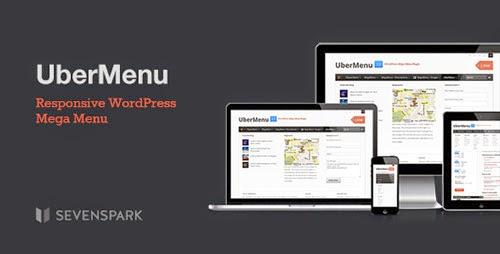 Free Download UberMenu V2 4 0 3 WordPress Mega Menu Plugin