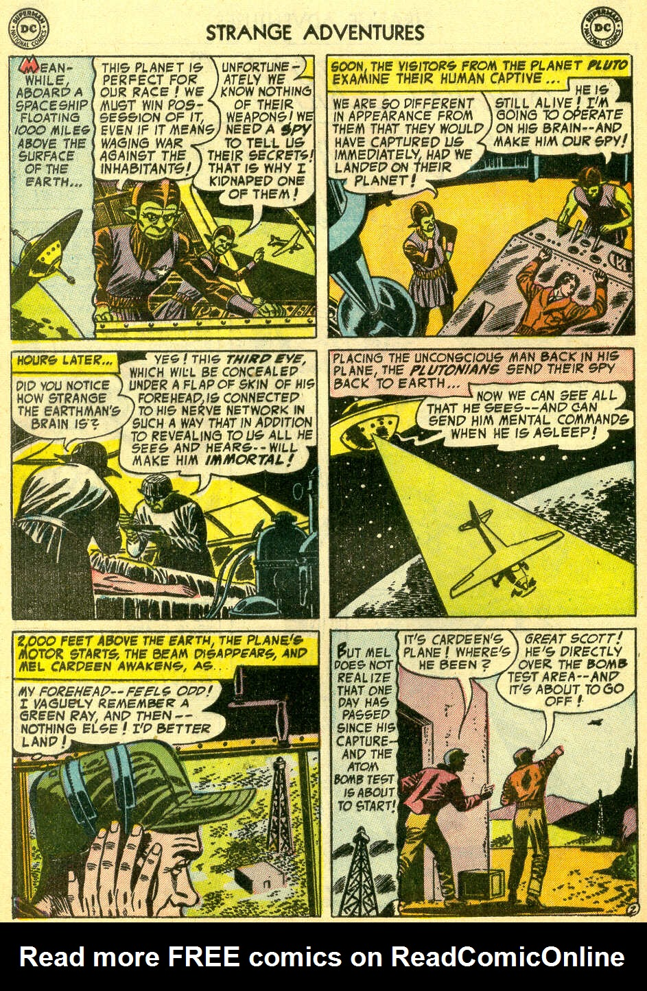 Strange Adventures (1950) issue 44 - Page 28