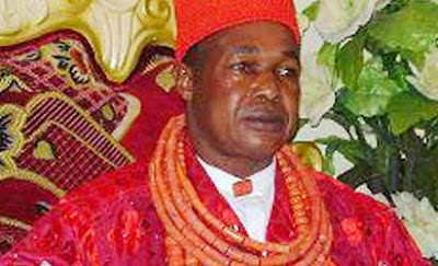 Pere of Seinbiri Kingdom in Burutu Local Government Area of Delta State, Pere Charles Ayemi Botu