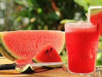 Alasan Minum Jus Semangka Setelah Beraktifitas