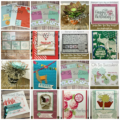 Check out these retiring Stampin' Up! samples!  #stamptherapist #stampinup #handmadeby www.stamptherapist.com