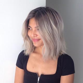 10 Warna Rambut Cantik Yang Cocok Untuk Kulit Gelap