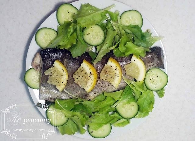 как сделать лимонную соль к рыбе