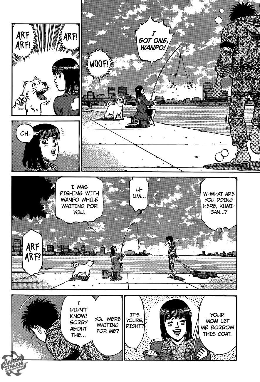 Hajime no Ippo - Chapter 1134