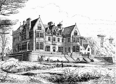 Image result for victorian old manor illustration