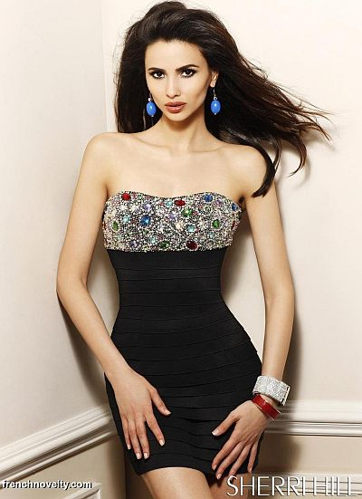 6373645372f Sherri Hill 2934. Price   450.00. Featured in Miss Universe