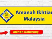 Jawatan Kosong di Amanah Ikhtiar Malaysia AIM - Gaji RM3,000.00 - RM4,000.00 / Terbuka