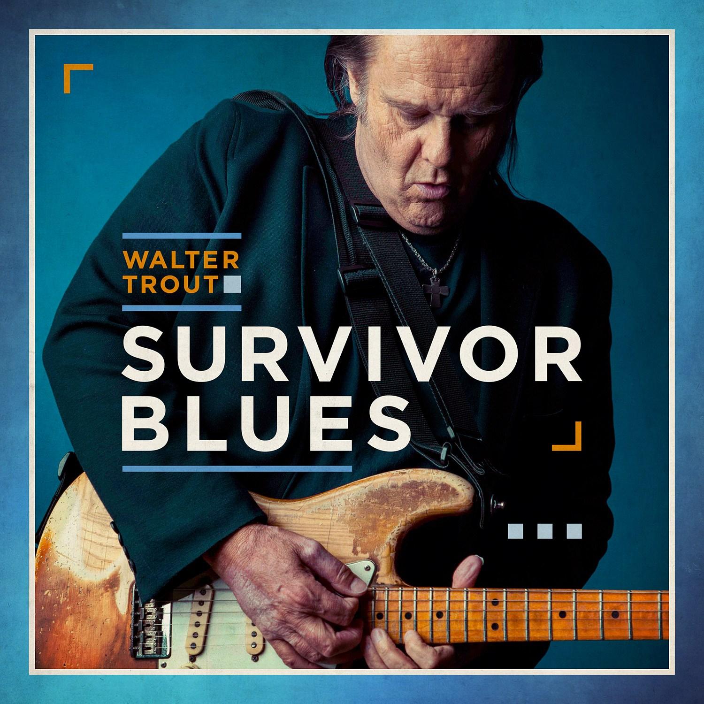 ¿Qué Estás Escuchando? - Página 40 Walter-Trout-Survivor-Blues