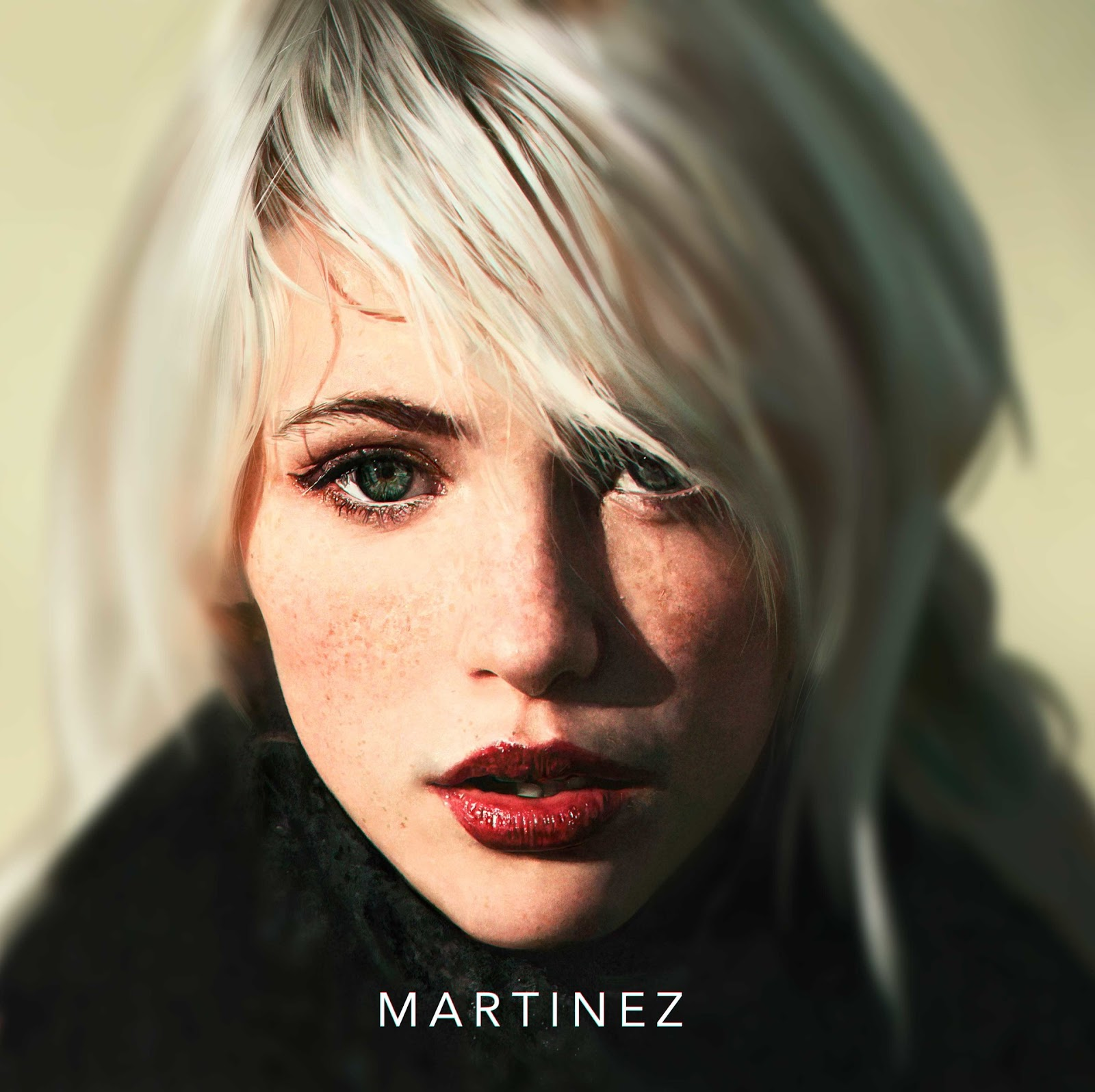 Digital Paintings/ Illustrations by Ricky Martinez