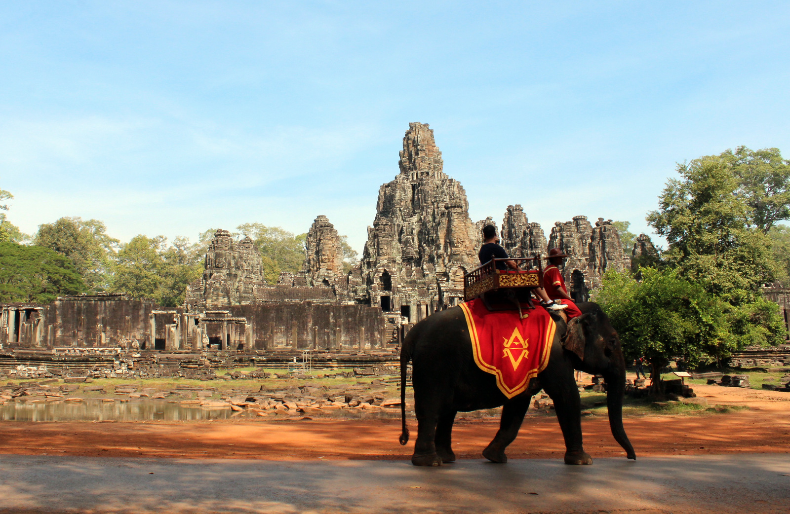 The reason why cambodia is a great place to visit essay